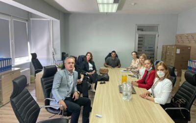 Predstavnici EU Programa za mlade državne službenike iz BiH u posjetu Zavodu
